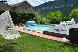 chambre d hote de charme spa cottage with pool and spa or bed and breakfast and