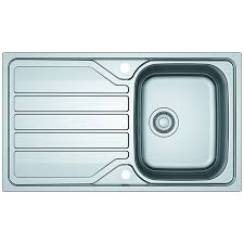 leisure proline pl9852l 1 5 bowl 1th stainless steel inset find every shop in the world selling leisure linear 2 0 bowl kitchen