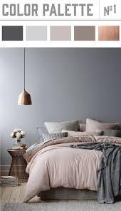 norwegian bedroom design white walls and floor muted pink