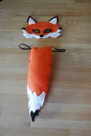 Fox Halloween Costume Fox Mask Tail Halloween Costume Children U0027s Costume