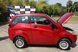 Mahindra Reva E20 Interior Mahindra Reva U0027s Electric Hatch Debuts At Eye Popping 10 974