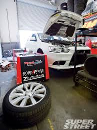 ralliart road race engineering