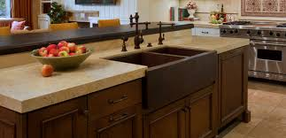 Custom Kitchen Countertops Kitchen Amusing Stone Kitchen Countertops Custom Kitchens