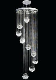 black crystal pendant light new crystal chandelier pendant lights crystal pendant ceiling spiral