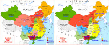 China Blank Map by A Blank Map Thread Page 234 Alternate History Discussion