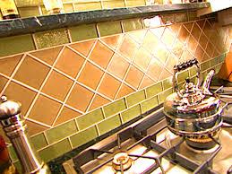 grouting a tile backsplash video diy