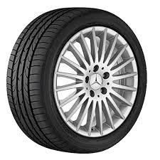 mercedes 17 inch rims 17 inch set of rims multi spoke wheel mercedes v class