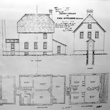 lighthouse floor plans rawley point river lighthouse wisconsin at