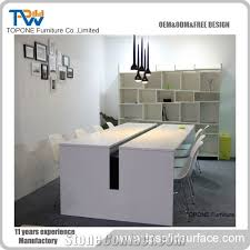 marble conference room table luxury artificial marble conference table meeting room table from