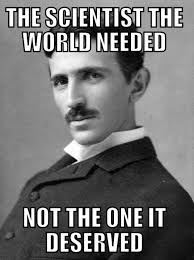 White Knight Meme - tesla the bright knight meme for whom the gear turns