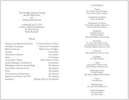 wedding church programs best catholic wedding mass program contemporary styles ideas