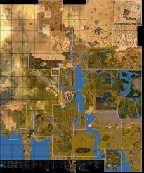 Huge World Map by Travel To Rubi Ka In Game Map Files