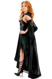 costumes scary fancy dress role play vixen witch