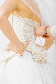 wedding preparation for dress preparation for the wedding stock photo image of