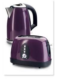 Purple Oster Toaster I U0027m In Love I Have Huge Plans For My Future Kitchen Now Dark