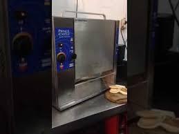 Bun Toaster Prince Castle Tostadora De Pan Vertical Eléctrica Prince Castle Youtube