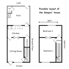 floor plans with stairs home