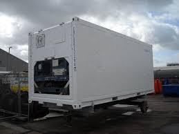 remorque chambre froide occasion container 20 frigorifique occasion