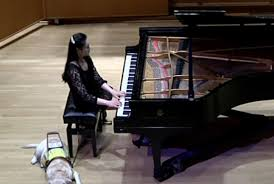 Blind Pianist Blind Pianist Creates 3d Musical Score Cctv News Cctv Com English
