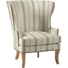 chesterfield mallory flat wing natural feet high back wing chair