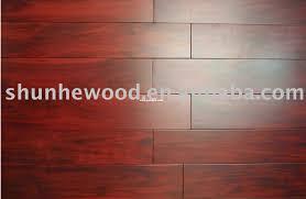 laminate cherry wooden floor with scraped hardwood acacia