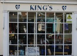king s school shop the king s mile