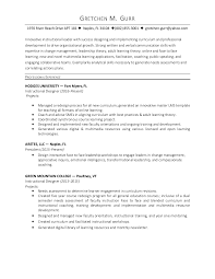 Reading Teacher Resume Gretchen Gurr Resume