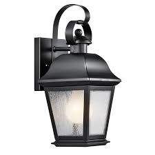 Hampton Bay Outdoor Light Fixtures by Mount Vernon 12 5