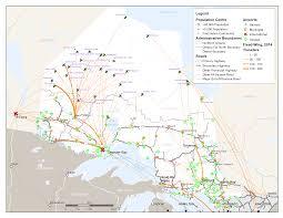 Hamilton Ontario Map Draft Northern Ontario Multimodal Transportation Strategy