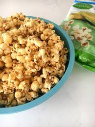 Seeking Popcorn My Favorite Soft Caramel Popcorn Simply Seeking