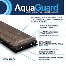 aquaguard isle water resistant laminate 12mm 100085489