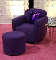 velvet chair and ottoman purple chair and ottoman purple rain arm chair small ottoman purple