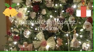 epi 536 victorian christmas home tour 2016 youtube