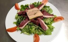 cuisine landaise recette salade landaise facile et trop bonne économique cuisine