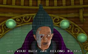 All Your Base Are Belong To Us Meme - what is all your base all your base last of last