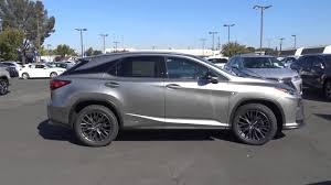 lexus hybrid suv 2017 2017 lexus rx450h rx 450h f sport review youtube