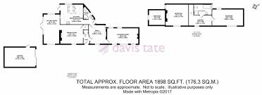 88m Career Map 3 Bedroom Detached For Sale In Ewelme