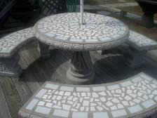 Concrete Patio Table Set 40249081 Scaled 224x168 Jpg