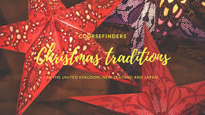 traditions in the united kingdom new zealand and japan