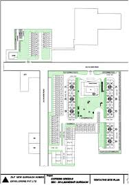 Dlf New Town Heights Floor Plan Dlf Express Greens Gurgaon Discuss Rate Review Comment Floor