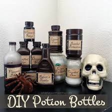 printable halloween bottle labels diy witch u0027s potion bottles while he was napping