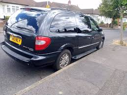 chrysler grand voyager lpg converted 3 3 automatic 7 seats