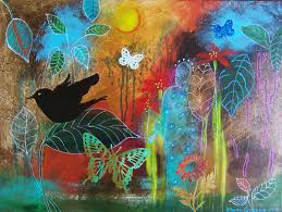 easy acrylics painting for beginner nature for beginners easy