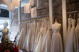 wedding dress store charleston flagship store modern trousseau couture bridal collection