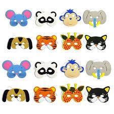 halloween birthday supplies online get cheap free animal masks aliexpress com alibaba group