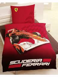 Thomas Single Duvet Cover Ferrari U0027race U0027 Single Duvet Cover U0026 Pillowcase Dom U0027s Rides
