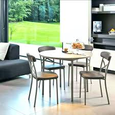table cuisine ronde table de cuisine en stratifiac table cuisine extensible table