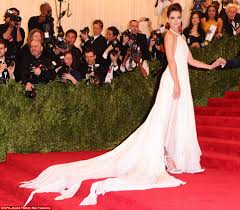 Wedding Roll Out Carpet Met Ball 2013 From Curtain Inspired Couture To Dresses Crafted