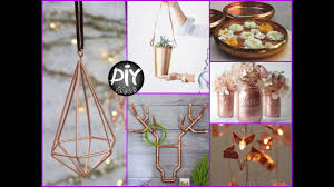 diy copper crafts projects and ideas easy home decor youtube