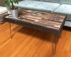 Reclaimed Wood Benches For Sale Industrial Furniture Etsy